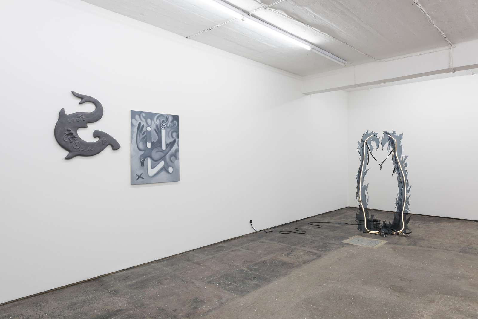 Lonesome Wife, Seventeen, Installation view 8