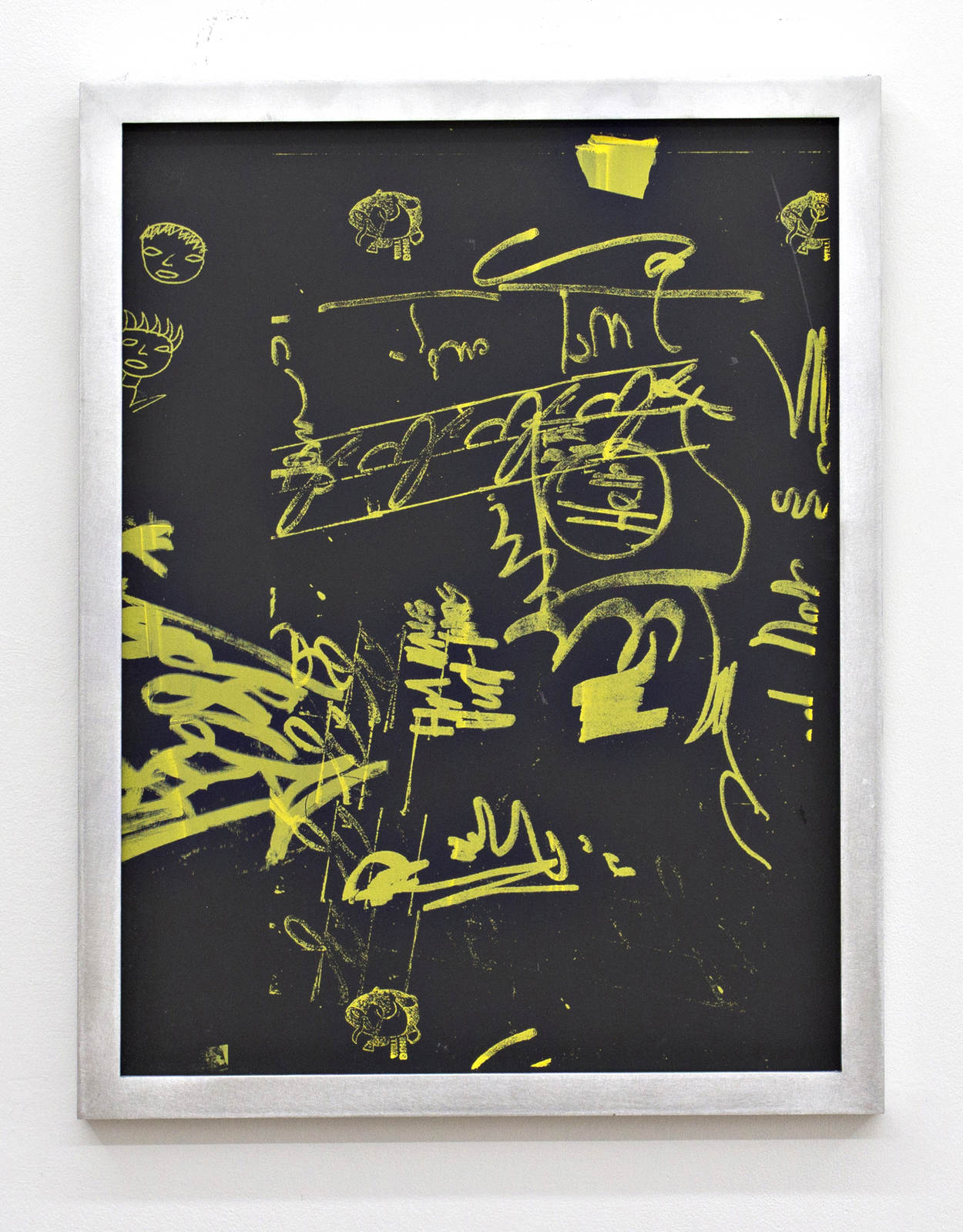 Sofia Leiby, Urinal with Robot