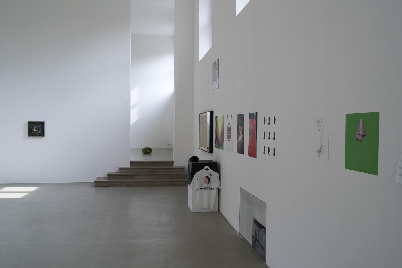 Darius Mikšys, Hayward & Tamayo, Exhibition View in Kunstverein München 2016 © Kunstverein München e.V.13