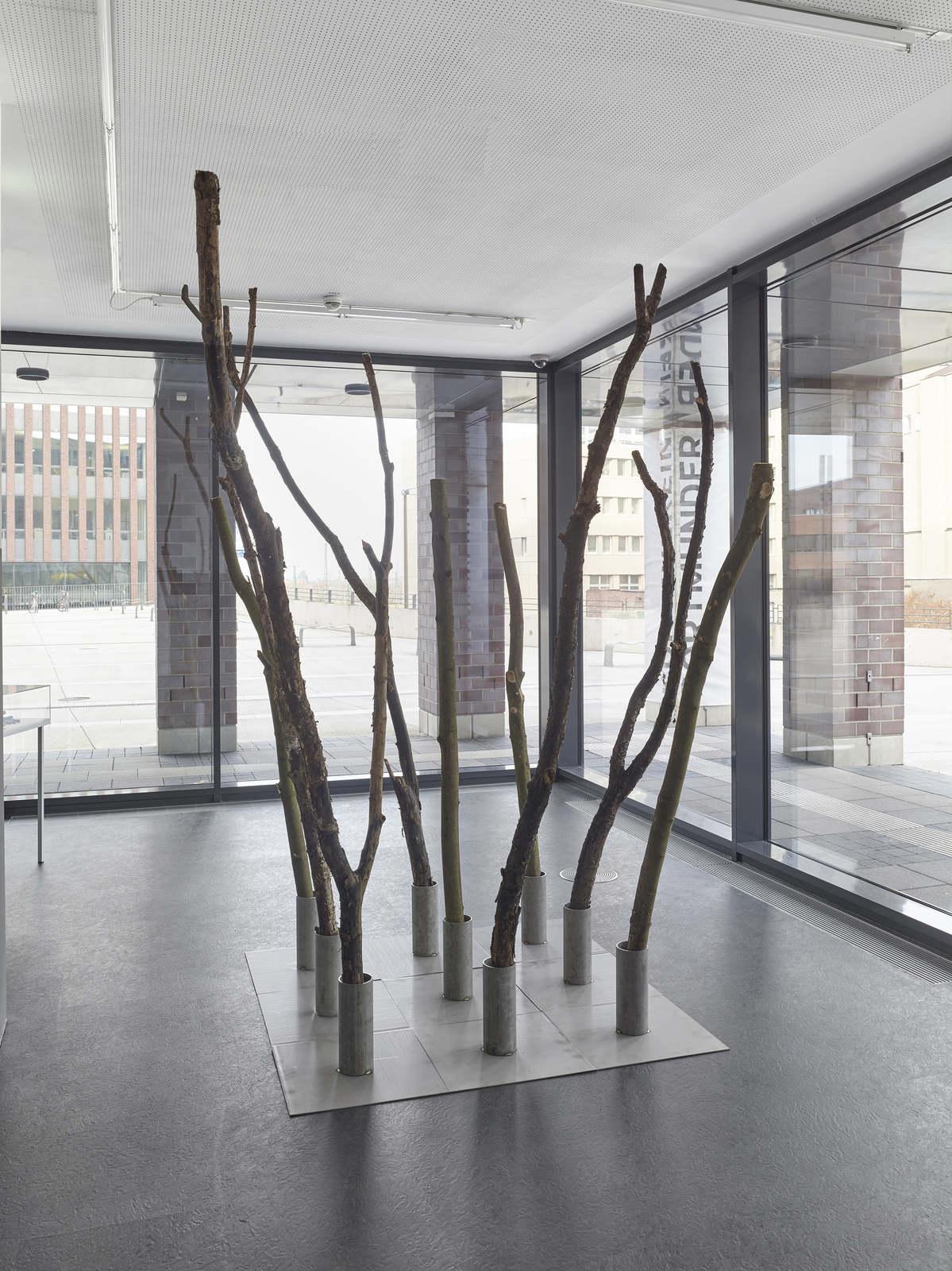 0_Shelly Nadashi NESTING BOX, Installation View_Dortmunder Kunstverein, Photo Simon Vogel
