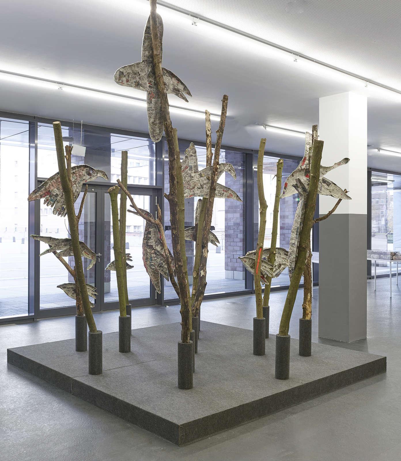 12_Shelly Nadashi NESTING BOX, Installation View_Dortmunder Kunstverein, Photo Simon Vogel