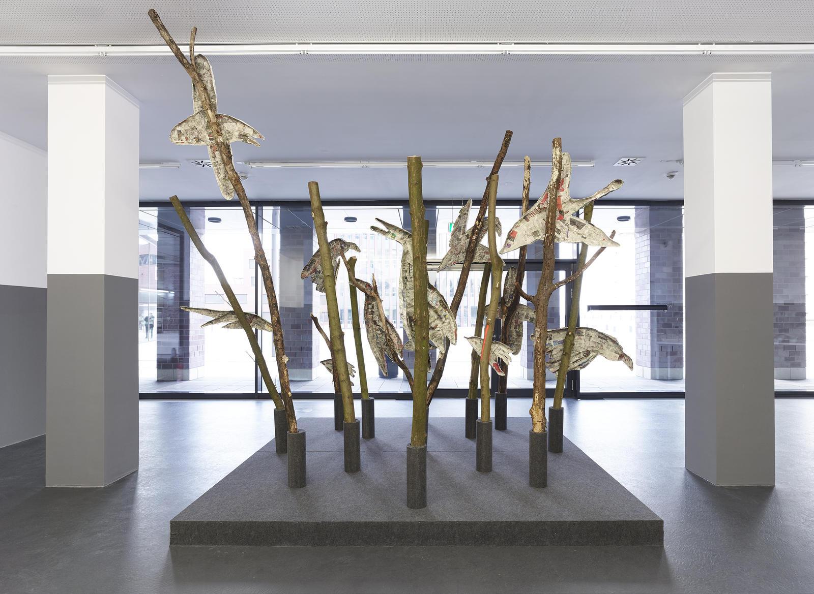 13_Shelly Nadashi NESTING BOX, Installation View_Dortmunder Kunstverein, Photo Simon Vogel