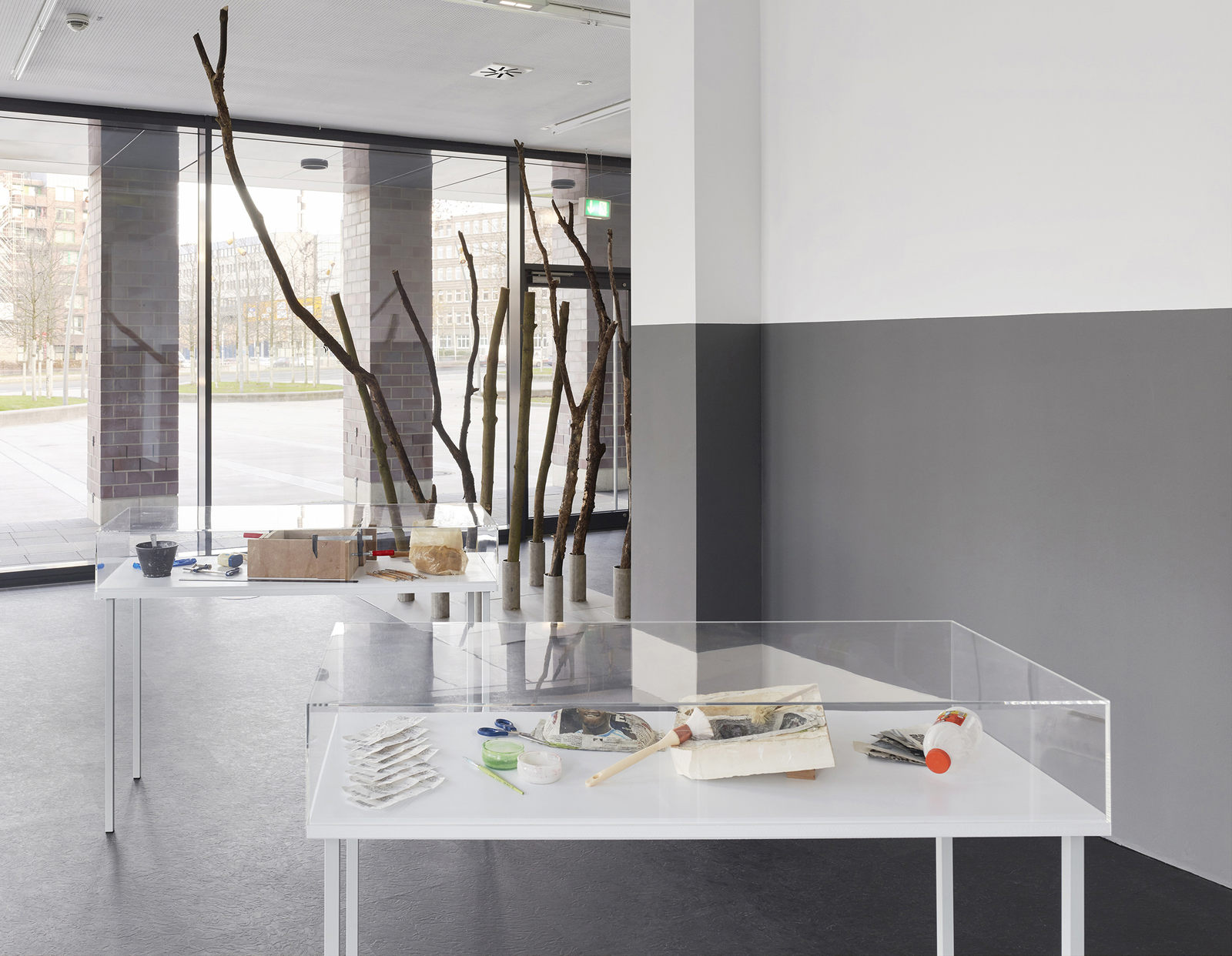 2_Shelly Nadashi NESTING BOX, Installation View_Dortmunder Kunstverein, Photo Simon Vogel