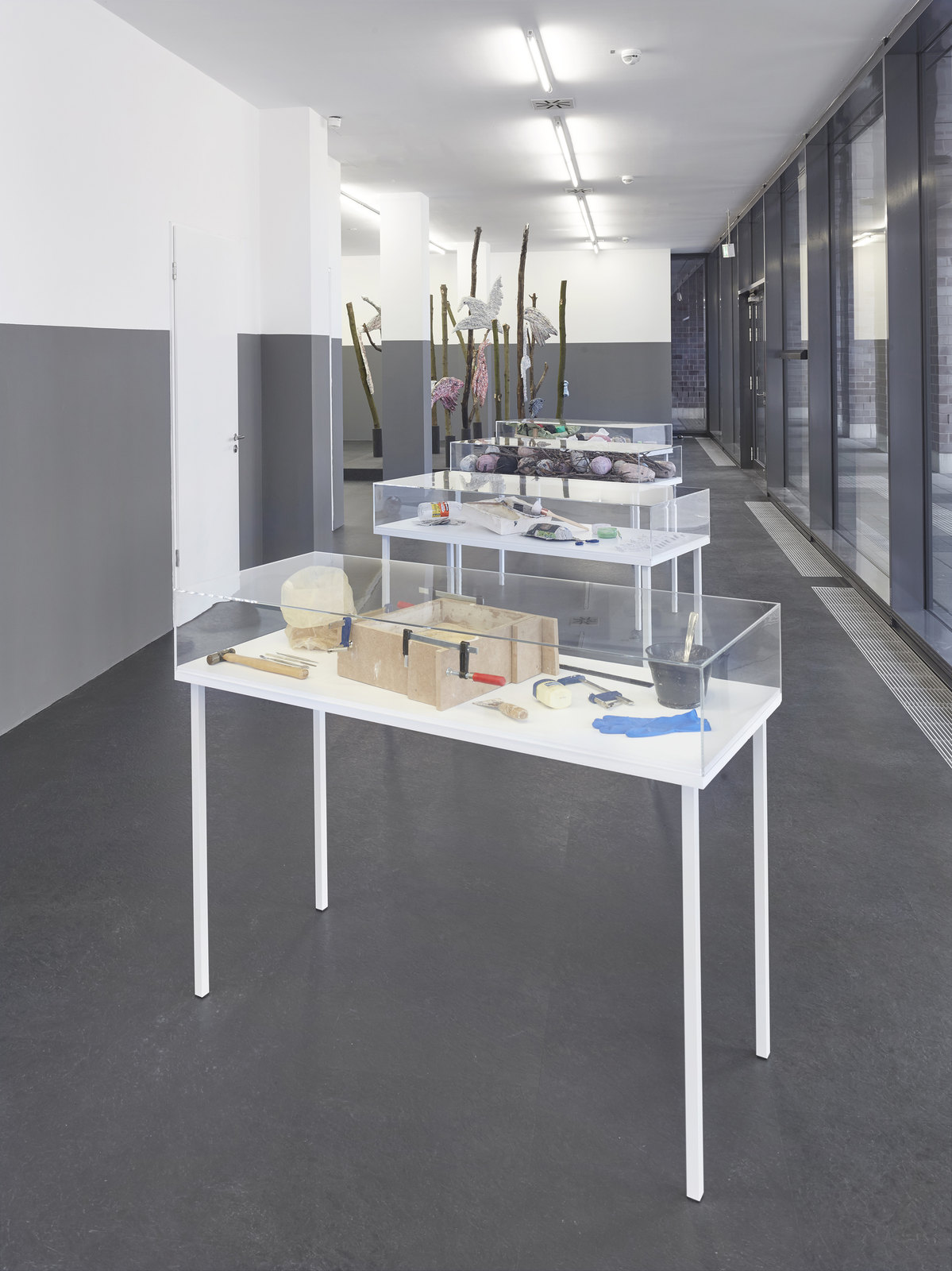 4_Shelly Nadashi NESTING BOX, Installation View_Dortmunder Kunstverein, Photo Simon Vogel