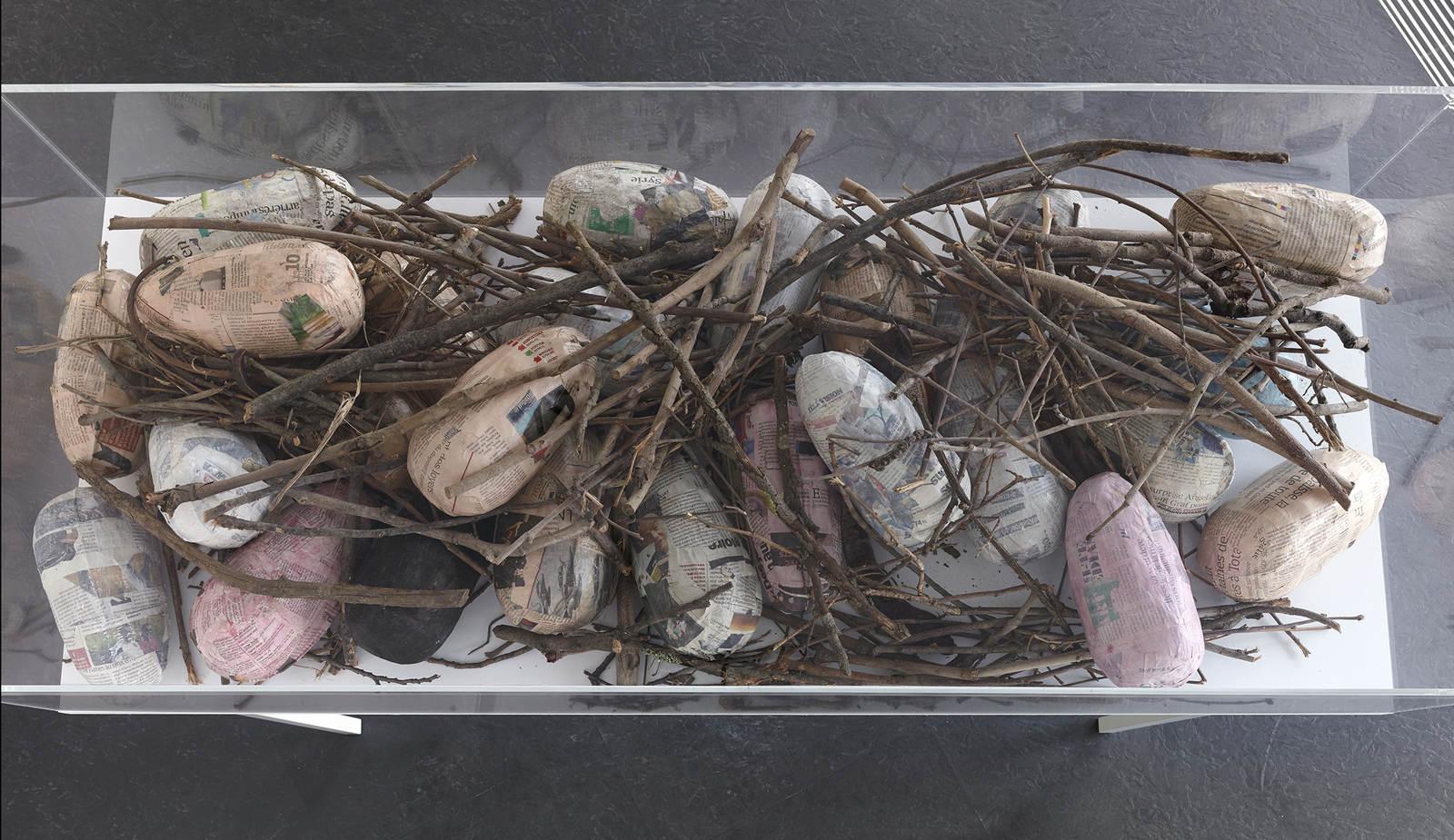 8_Shelly Nadashi NESTING BOX, Installation View_Dortmunder Kunstverein, Photo Simon Vogel