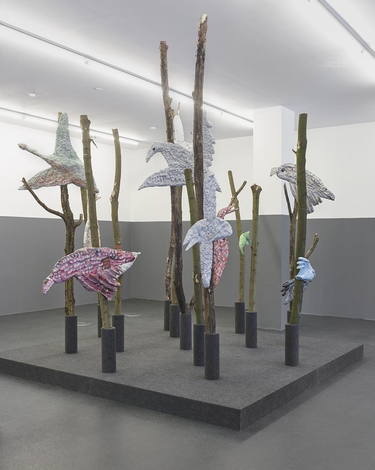 9_1_Shelly Nadashi NESTING BOX, Installation View_Dortmunder Kunstverein, Photo Simon Vogel