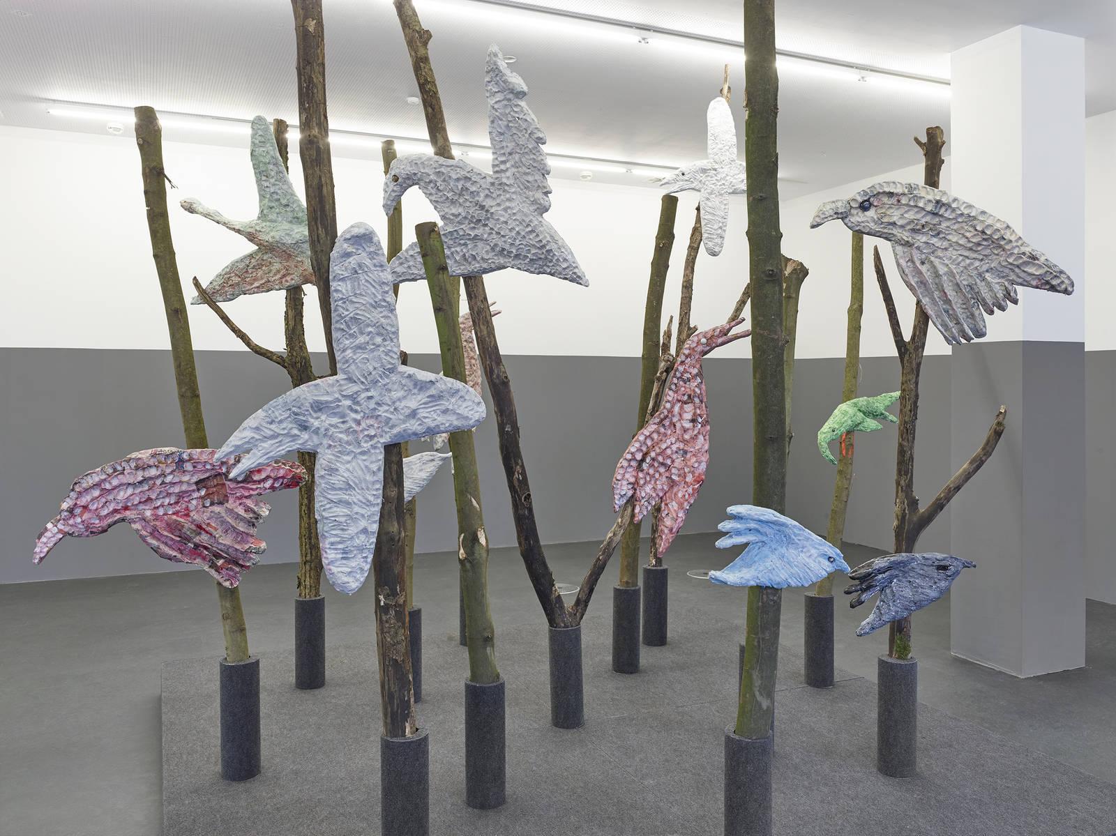 9_2_Shelly Nadashi NESTING BOX, Installation View_Dortmunder Kunstverein, Photo Simon Vogel