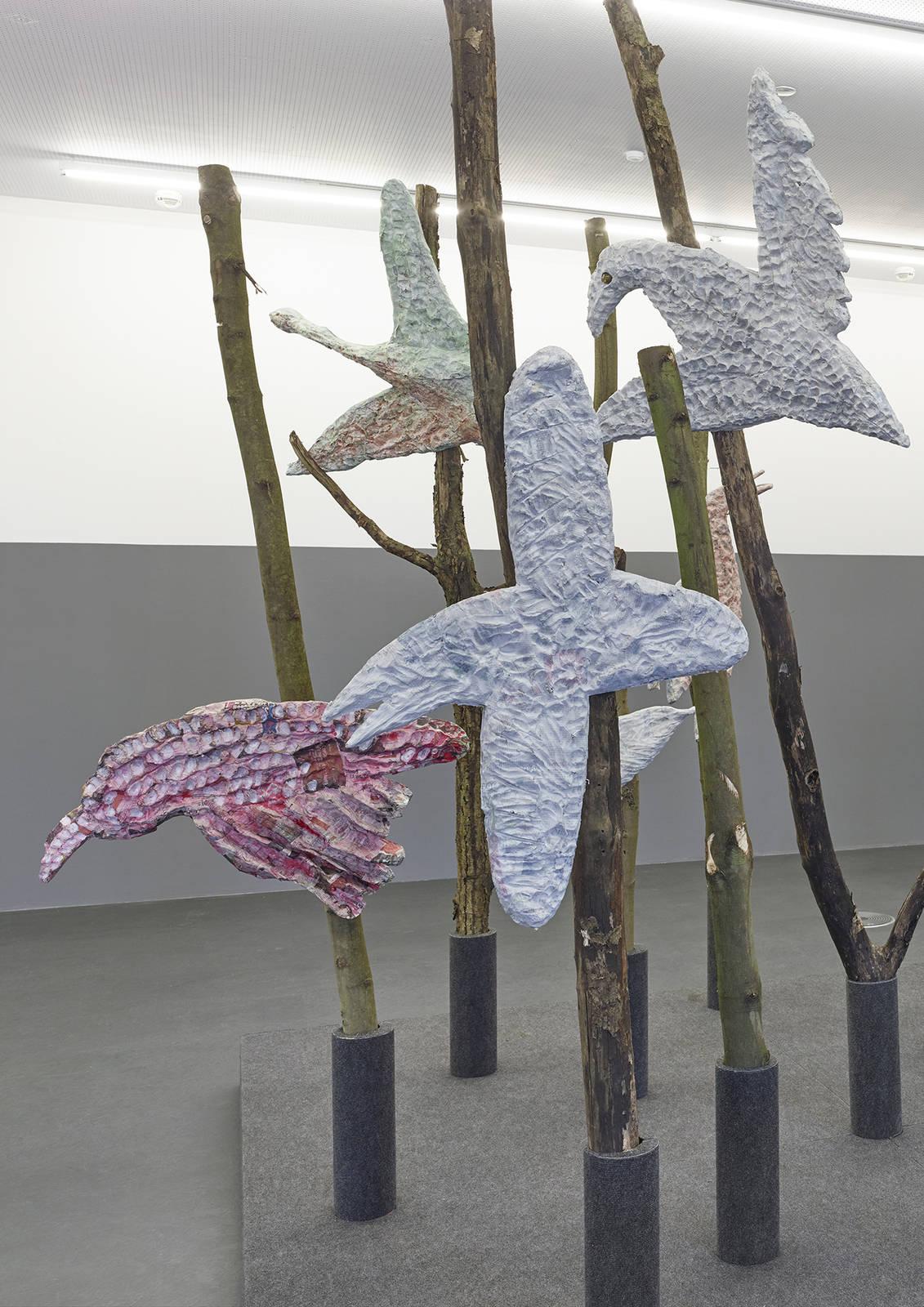 9_3_Shelly Nadashi NESTING BOX, Installation View_Dortmunder Kunstverein, Photo Simon Vogel