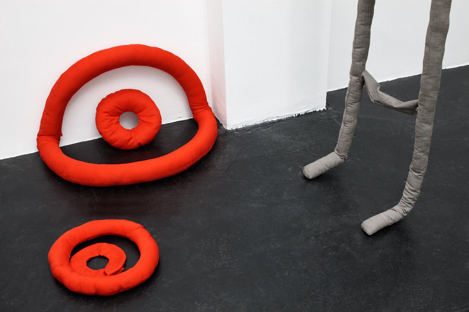 Anina Troesch - Ladder 1 (detail), 2014