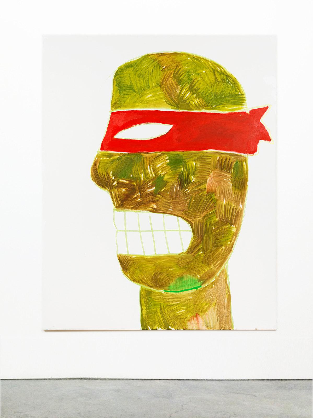 Donatello 160x190cm oil on canvas (2)
