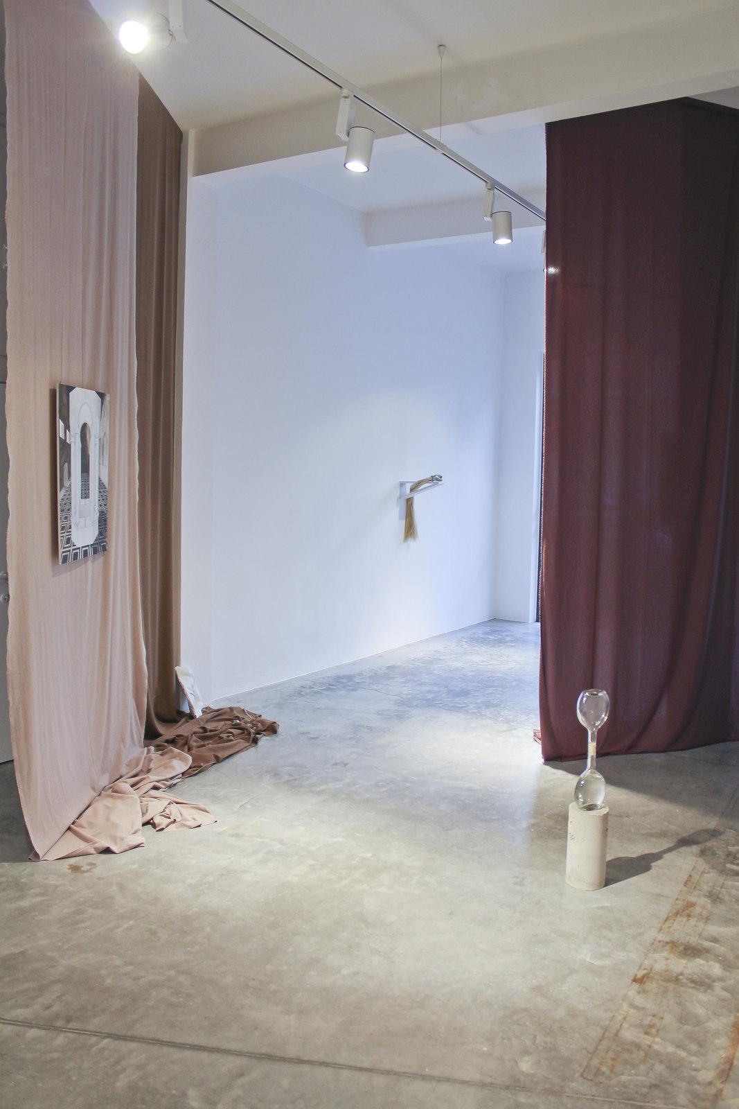 Federico Acal & Liesbeth Doms at DMW Art Space 08
