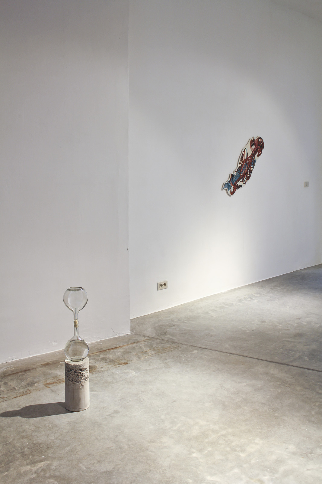 Federico Acal & Liesbeth Doms at DMW Art Space 15