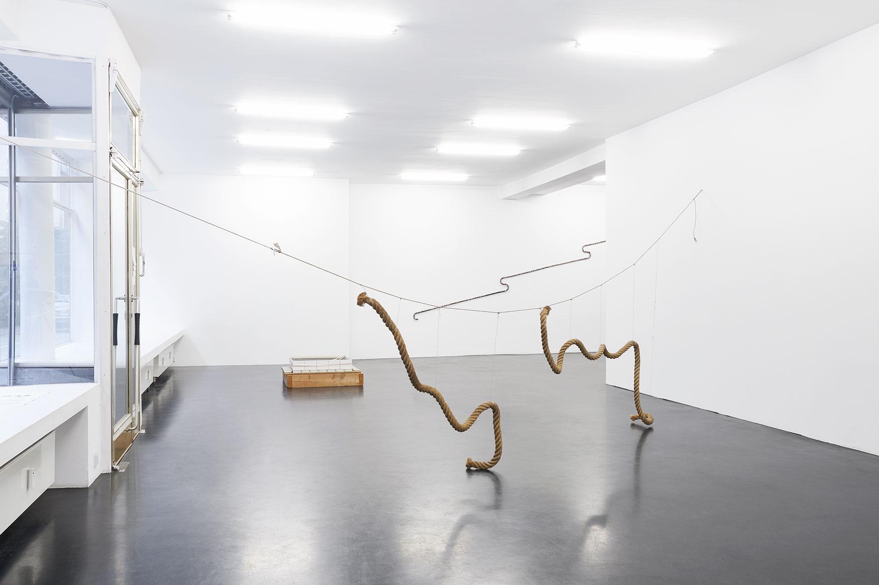 Ger van Elk_Installation View_3_Markus Luettgen Gallery