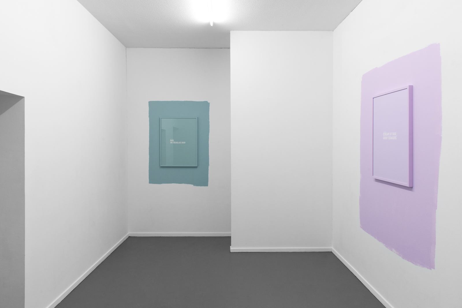 Installation view 5 (Back Gallery)