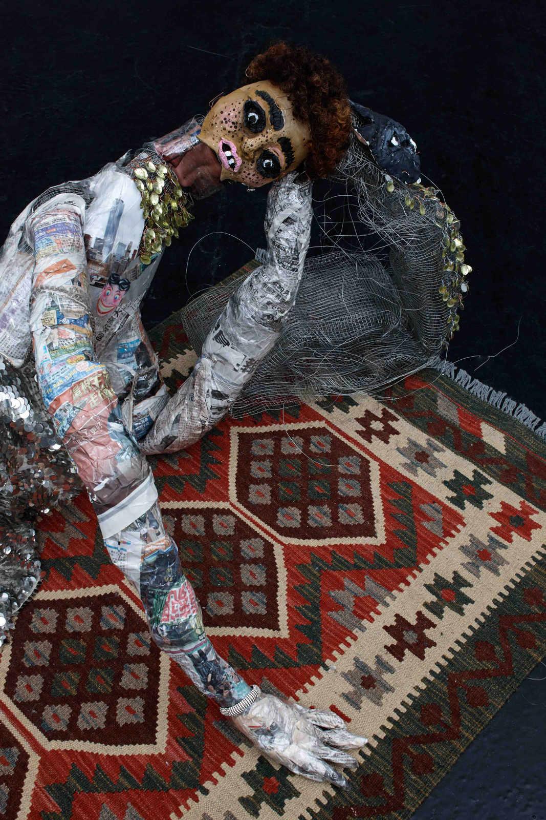 Joseph Geagan - Seashell Superstar (detail), 2016