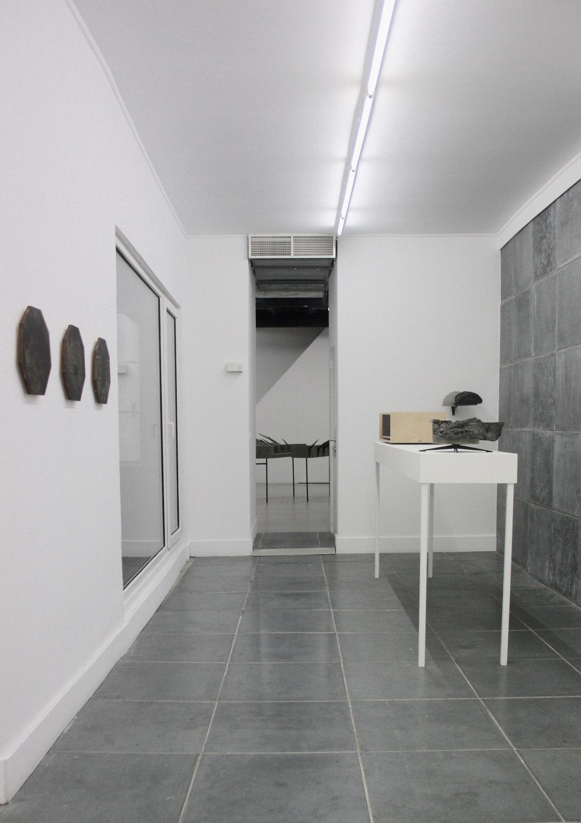 Katleen Vinck, Fractal, installation view 2