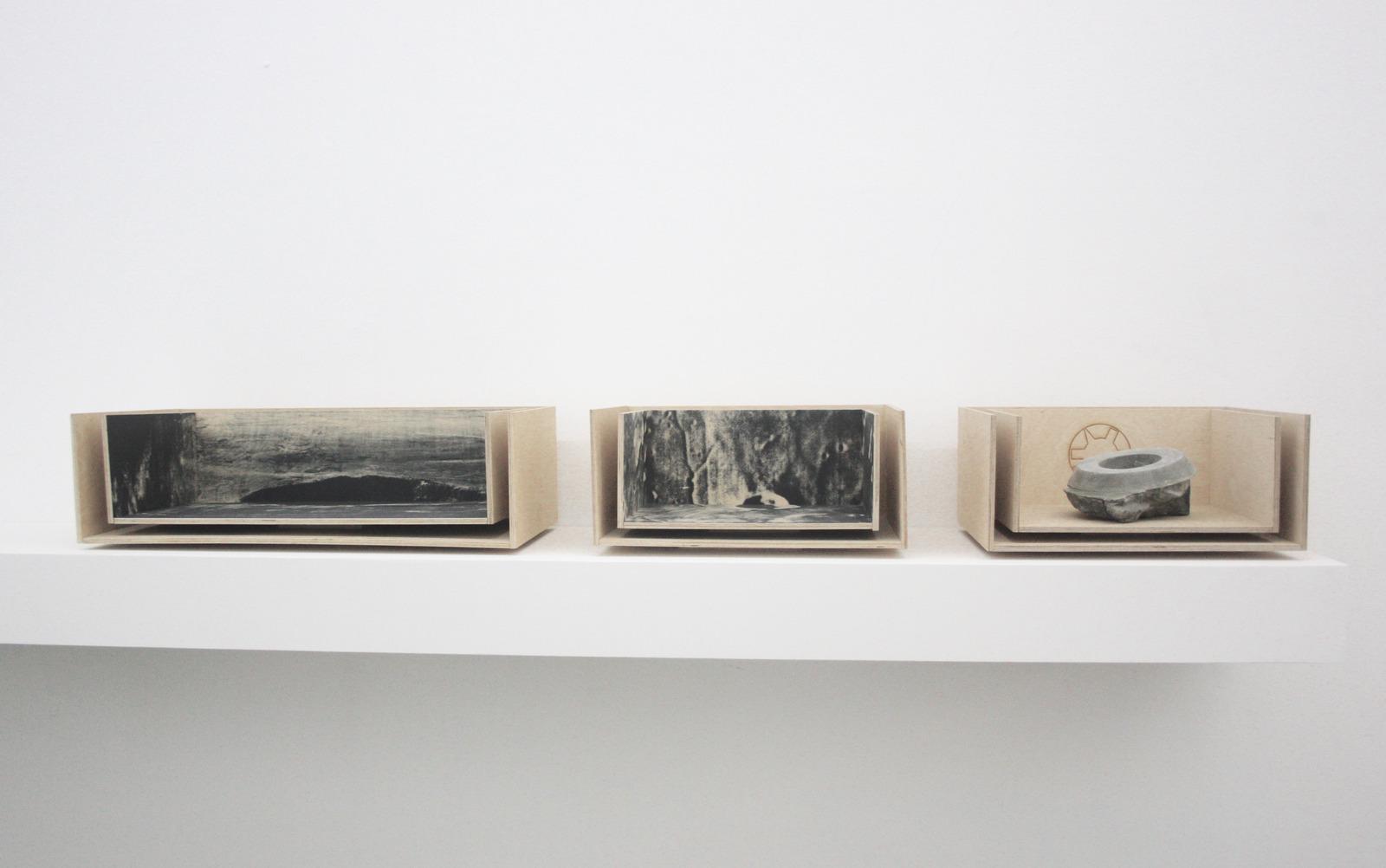 Katleen Vinck, Fractal, intallation view