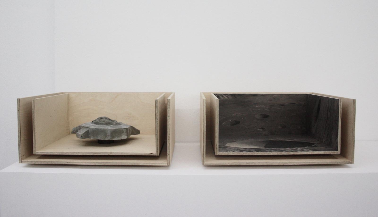 Katleen Vinck, f4.69, f4.65, installation view