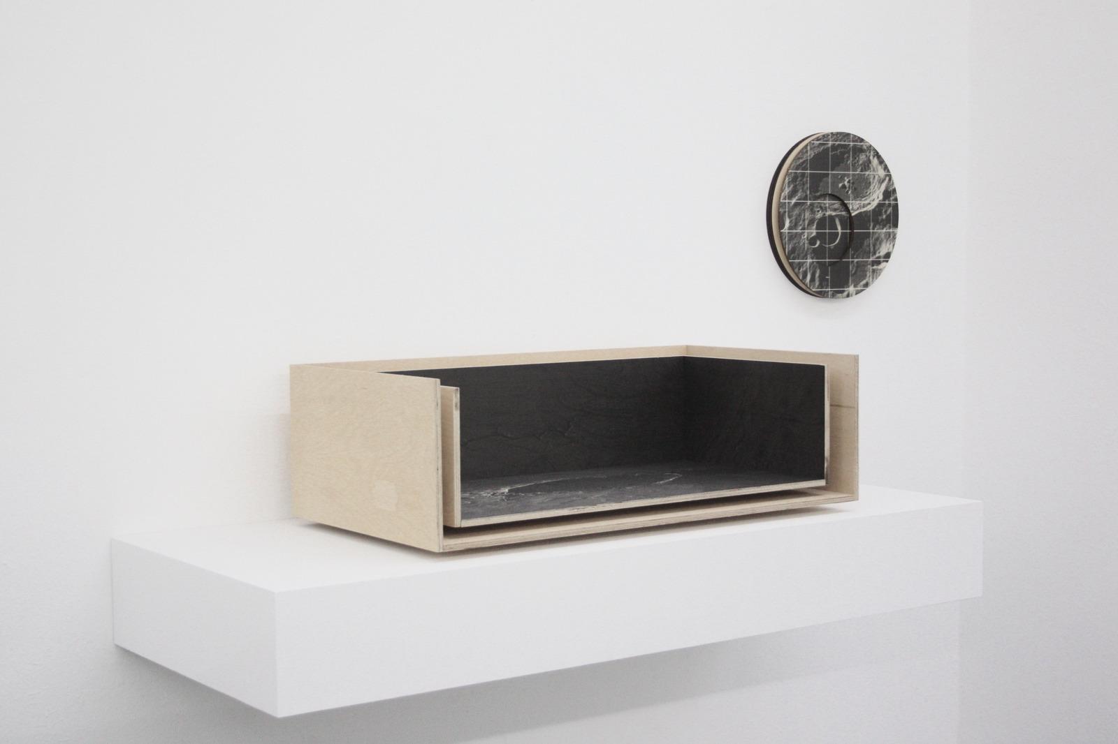Katleen Vinck, installation view