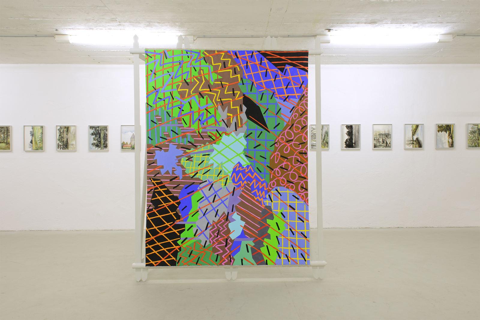 Leen Voet, Kunstbunker 9