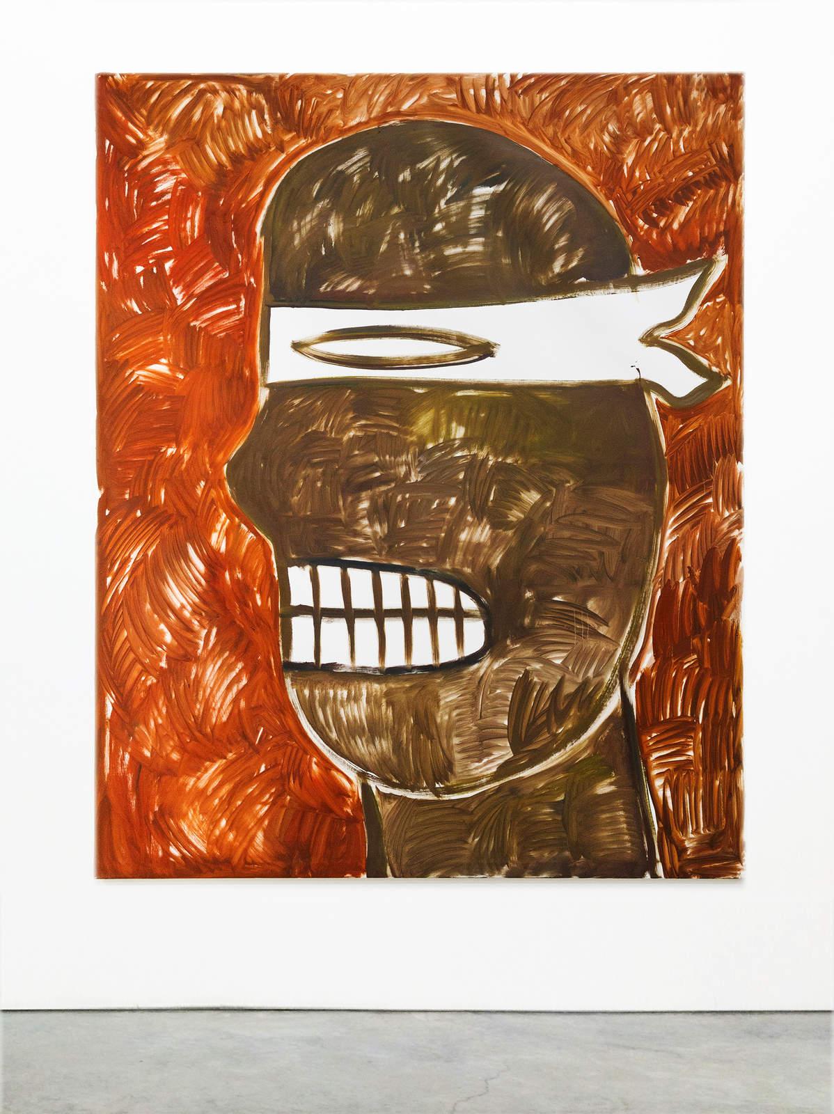 Michelangello 160x190cm oil on canvas