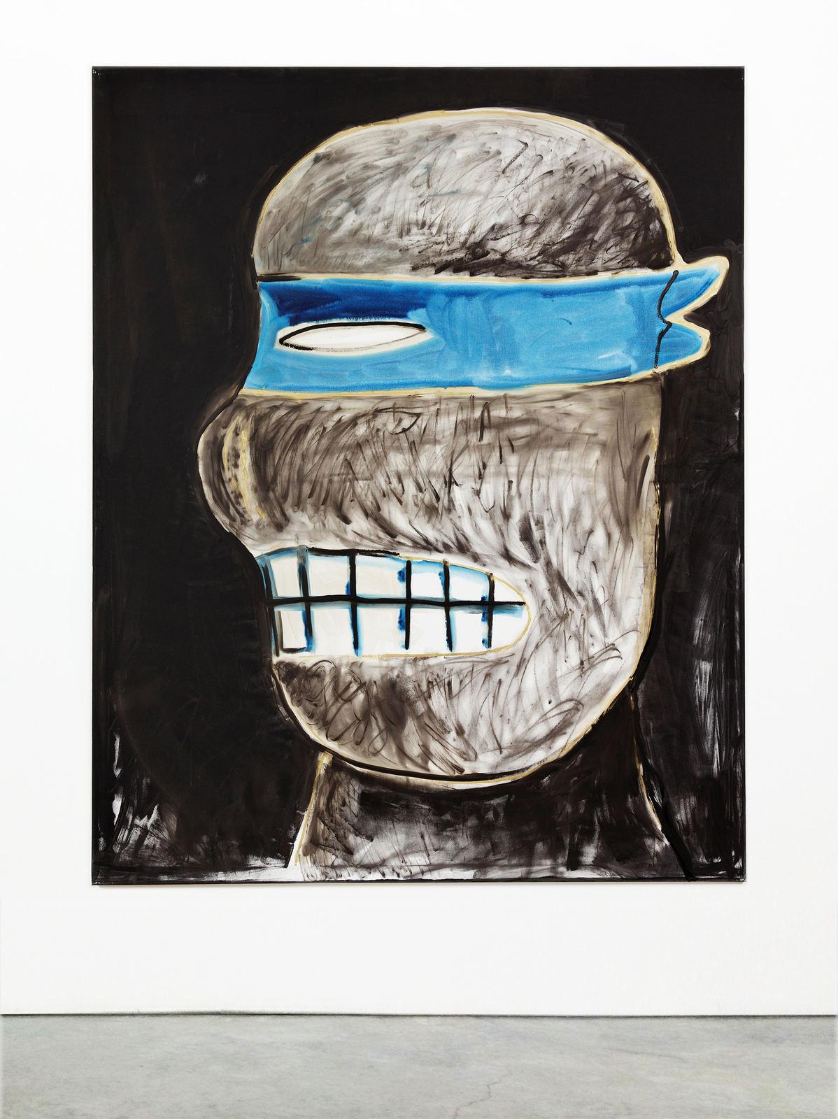 Michelangello160x190cm oil on canvas