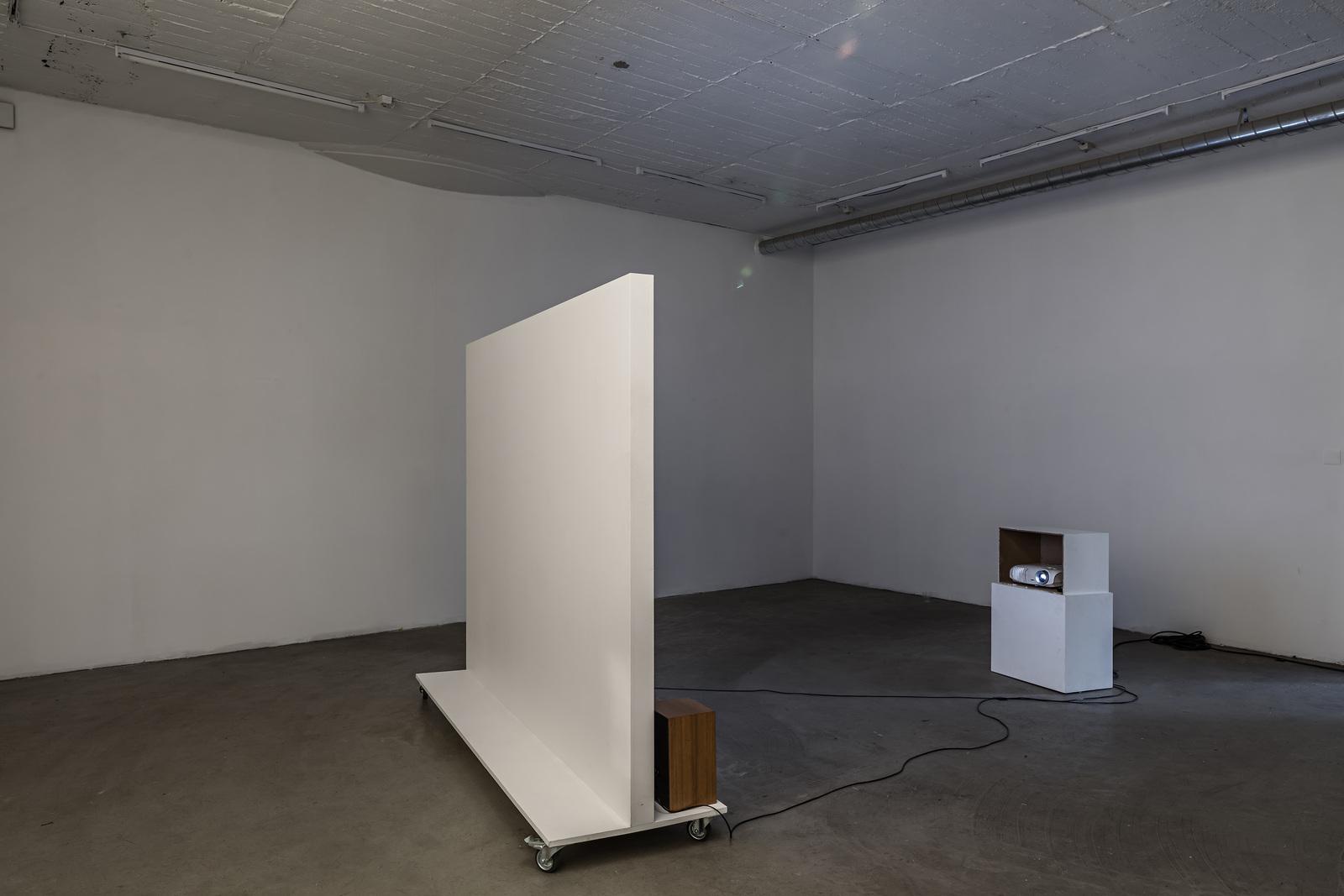 VI, VII-Benjamin Crotty at VI, VII-Exhibition view-Photograph by Vegard Kleven-Courtesy of VI, VII, Oslo_VK_2736