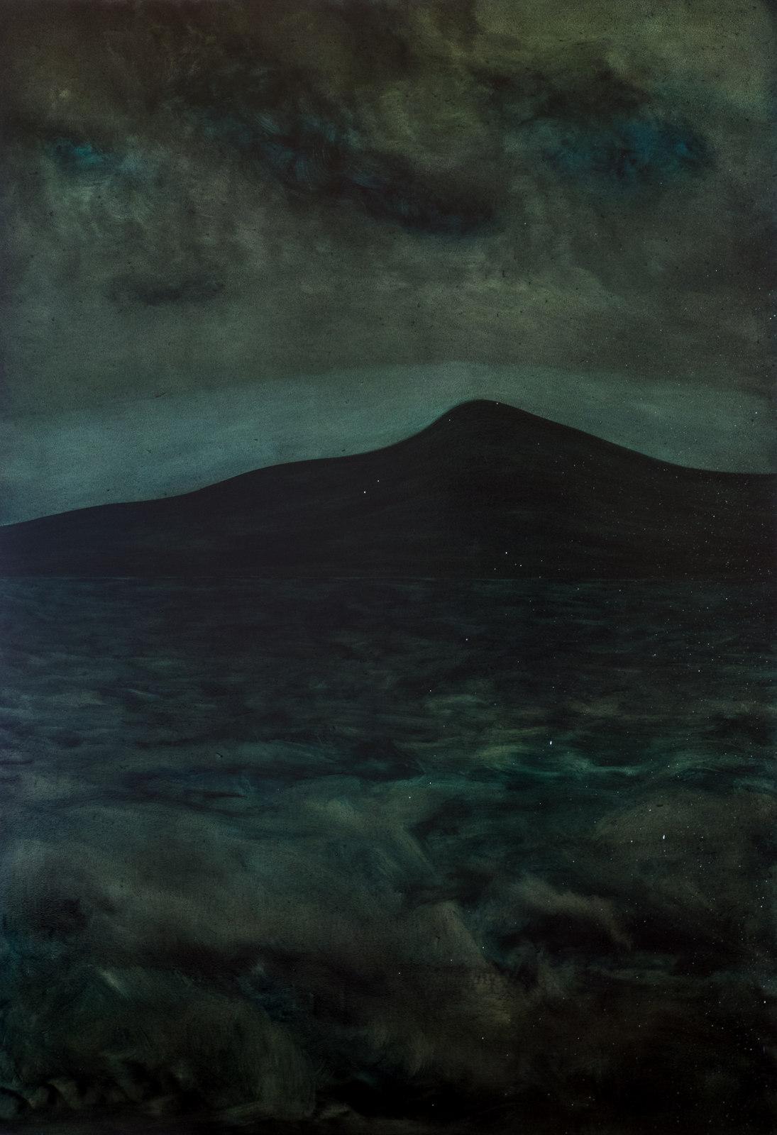 island at night copy