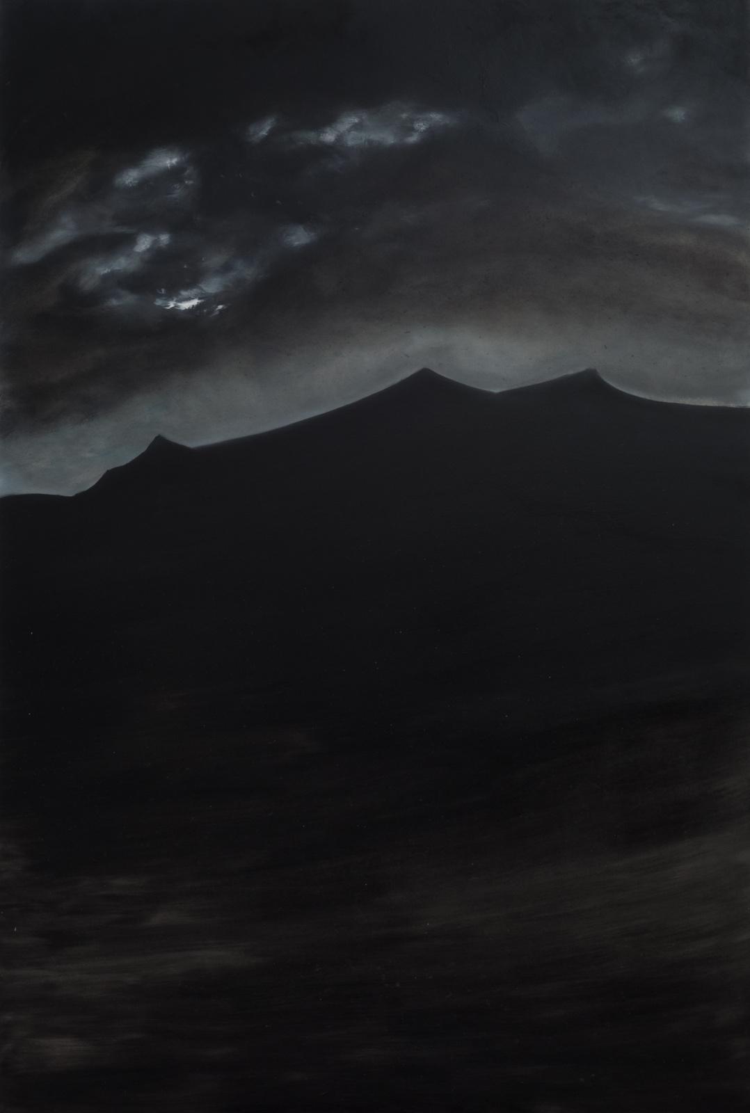 mountain night copy