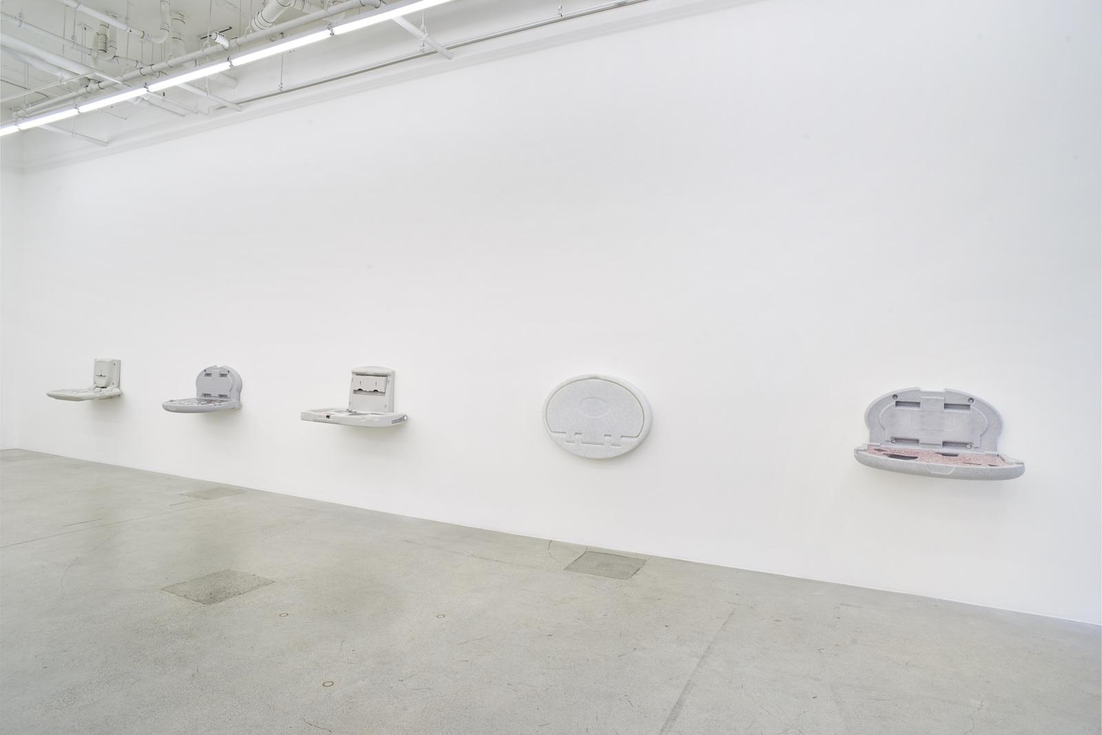 Wermers_Grundstück, 2017_Jessica Silverman Gallery_installation view_017