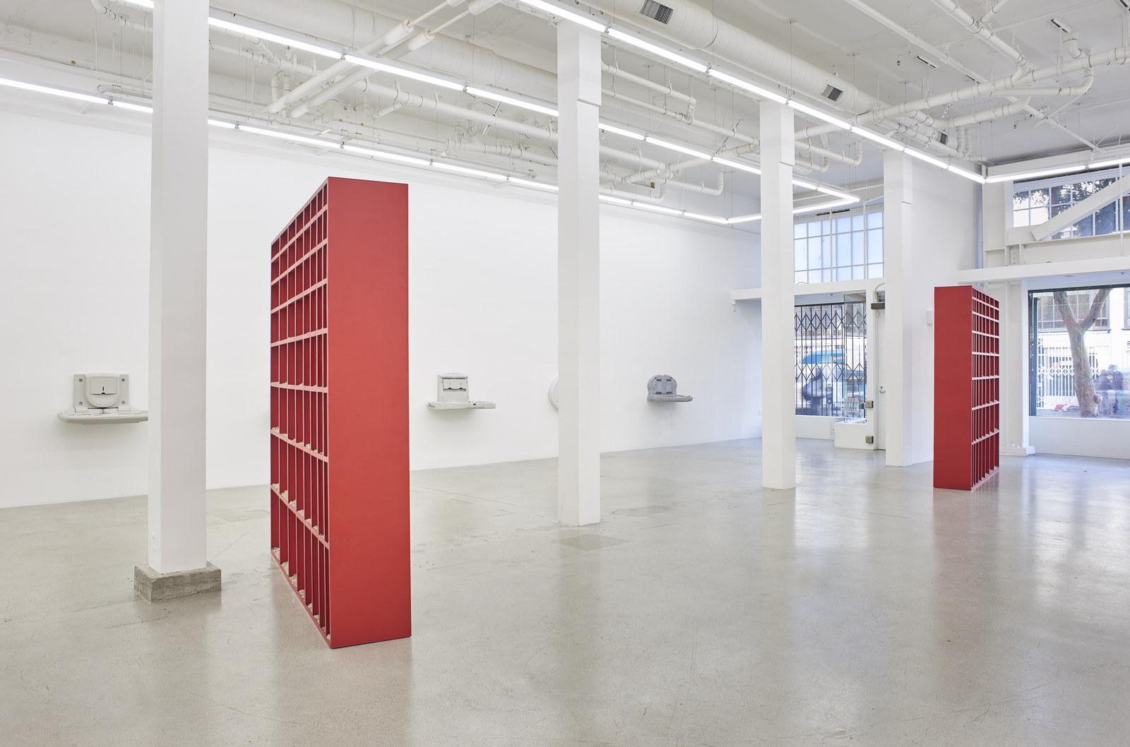 Wermers_Grundstück, 2017_Jessica Silverman Gallery_installation view_019