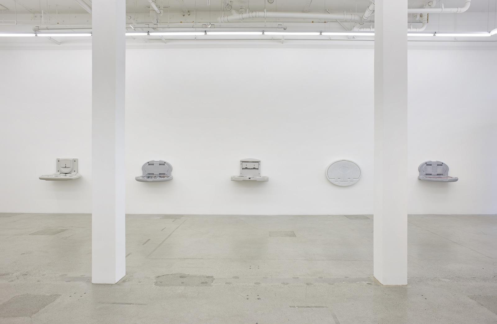 Wermers_Grundstück, 2017_Jessica Silverman Gallery_installation view_016