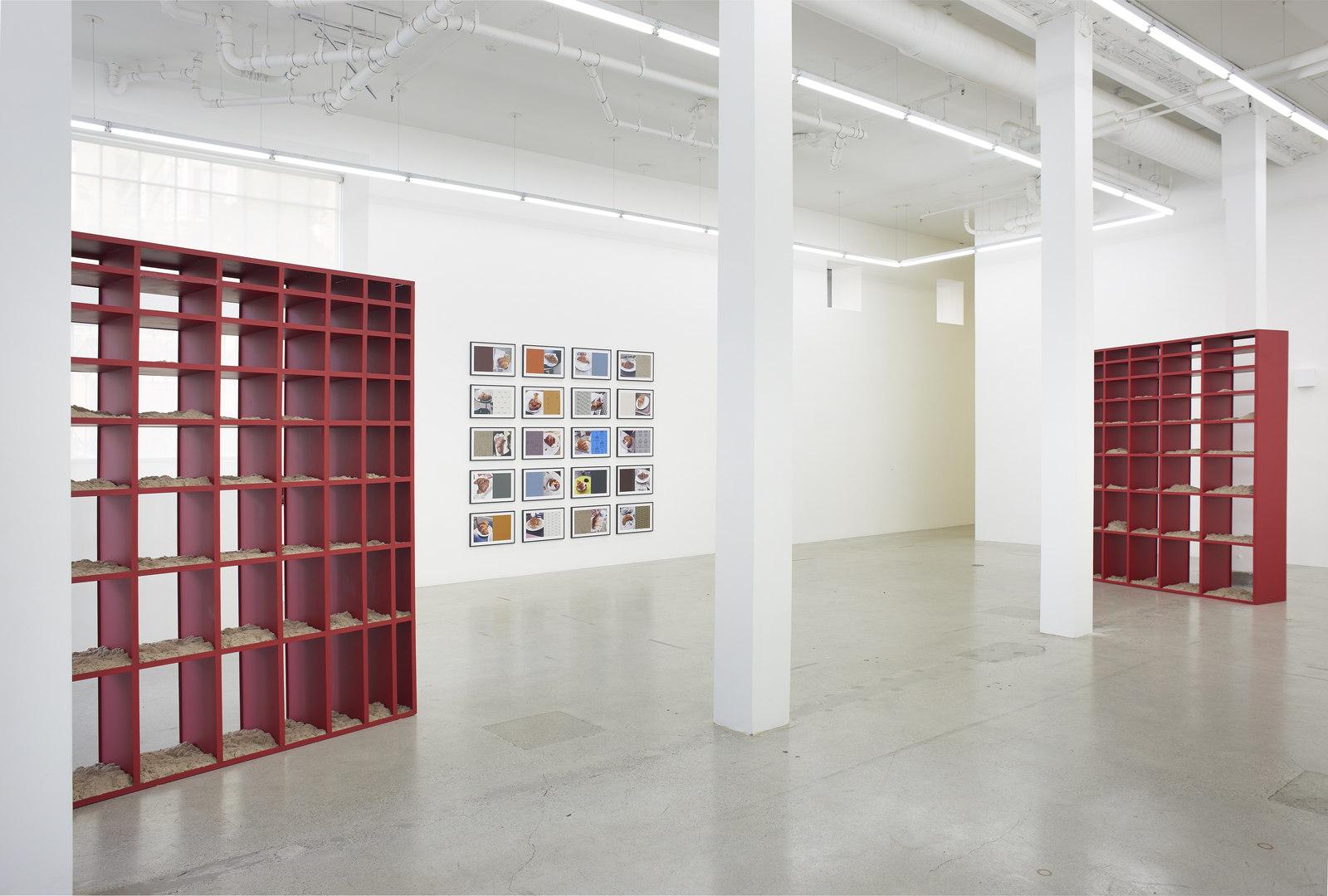 Wermers_Grundstück, 2017_Jessica Silverman Gallery_installation view_011