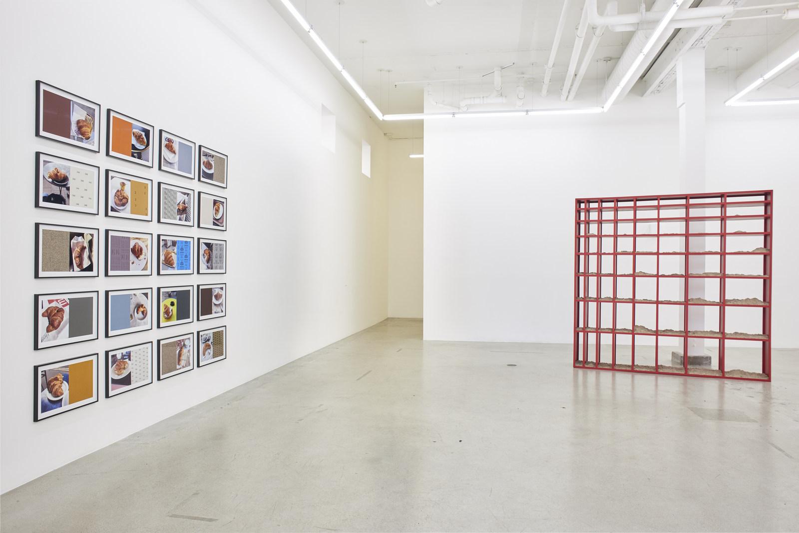 Wermers_Grundstück, 2017_Jessica Silverman Gallery_installation view_012