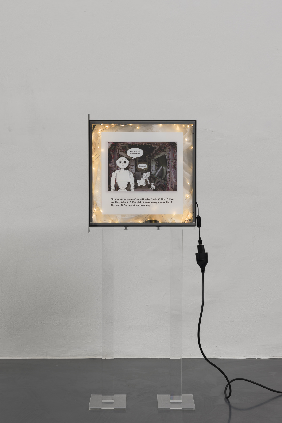 22_Cécile B. Evans_Galerie Emanuel Layr Vienna