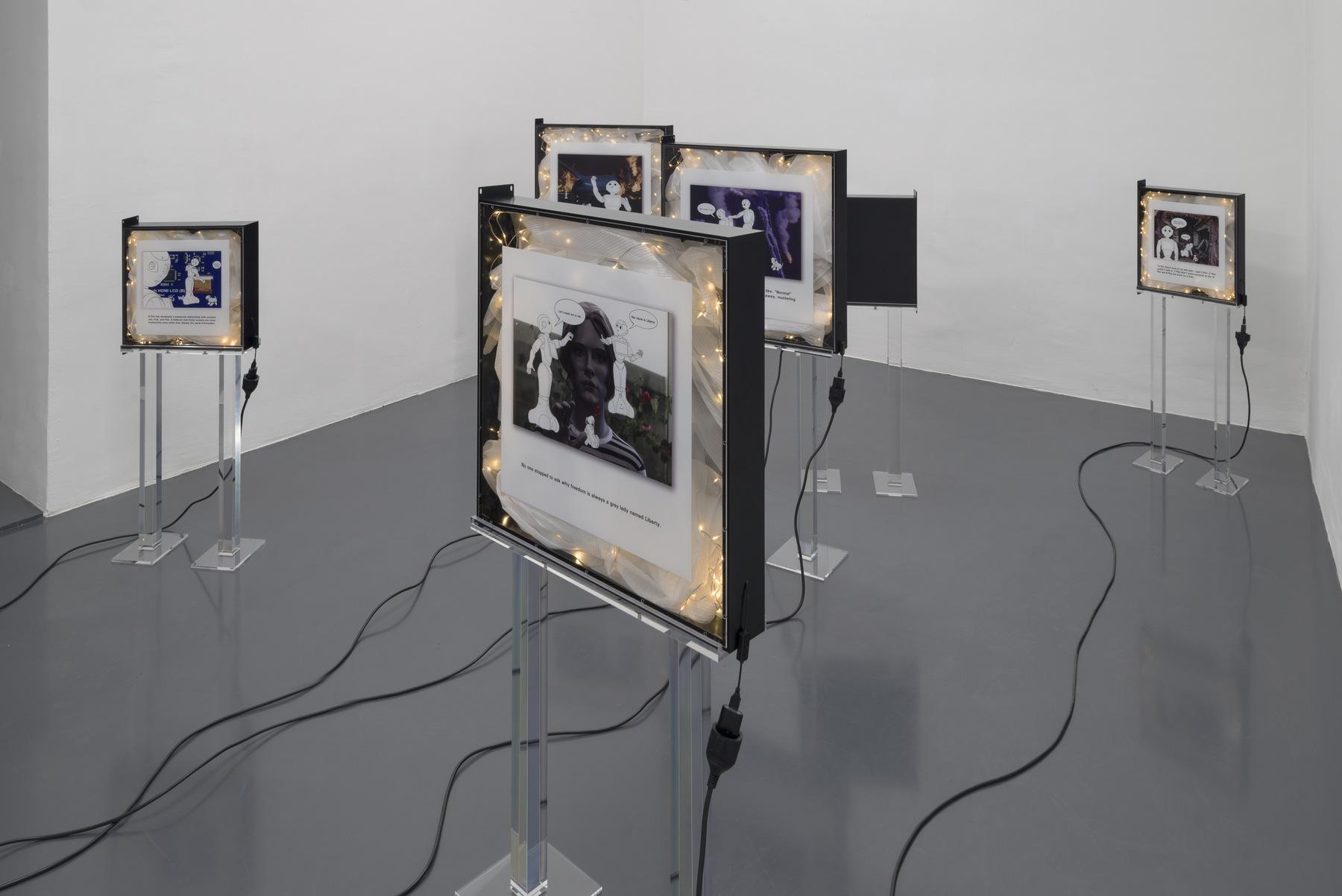 17_Cécile B. Evans_Galerie Emanuel Layr Vienna