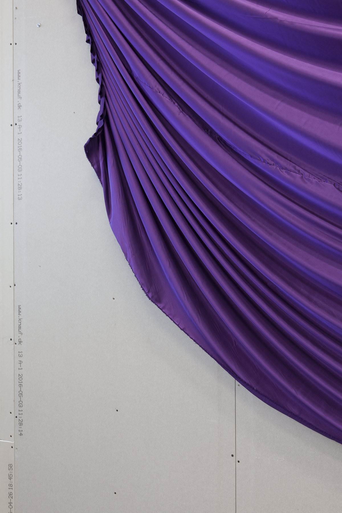 Draped close up Louise sparre