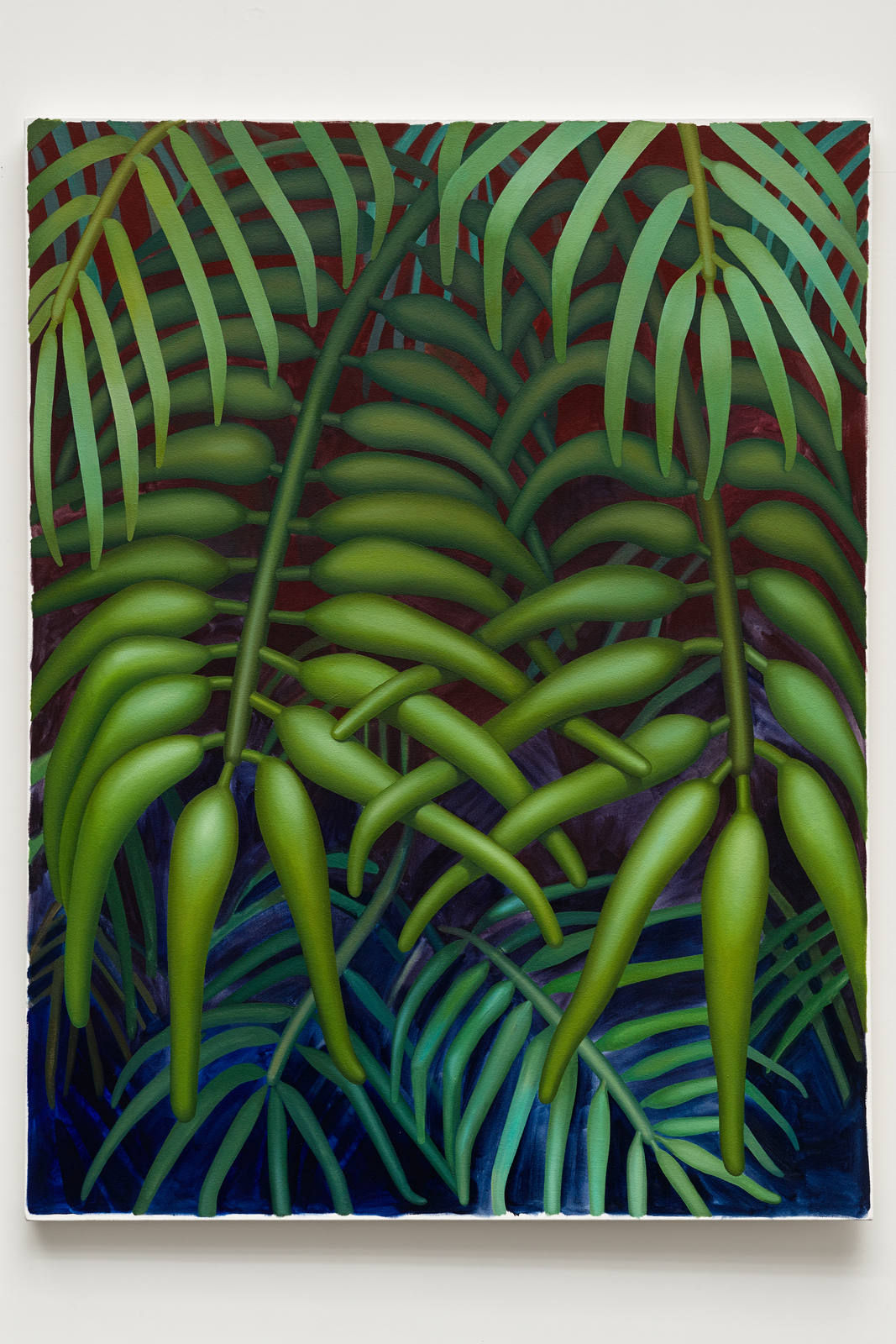 Emily Ludwig Shaffer - Two Ferns, 2017