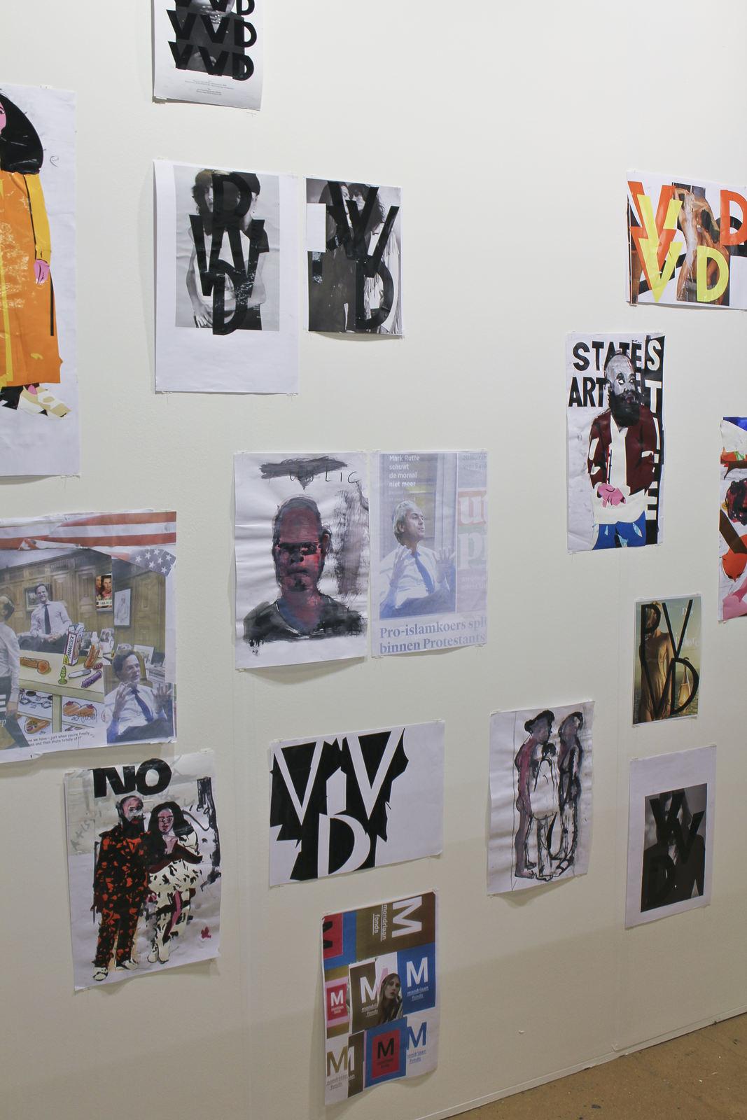 Erik van Lieshout at Annet Gelink Gallery 01