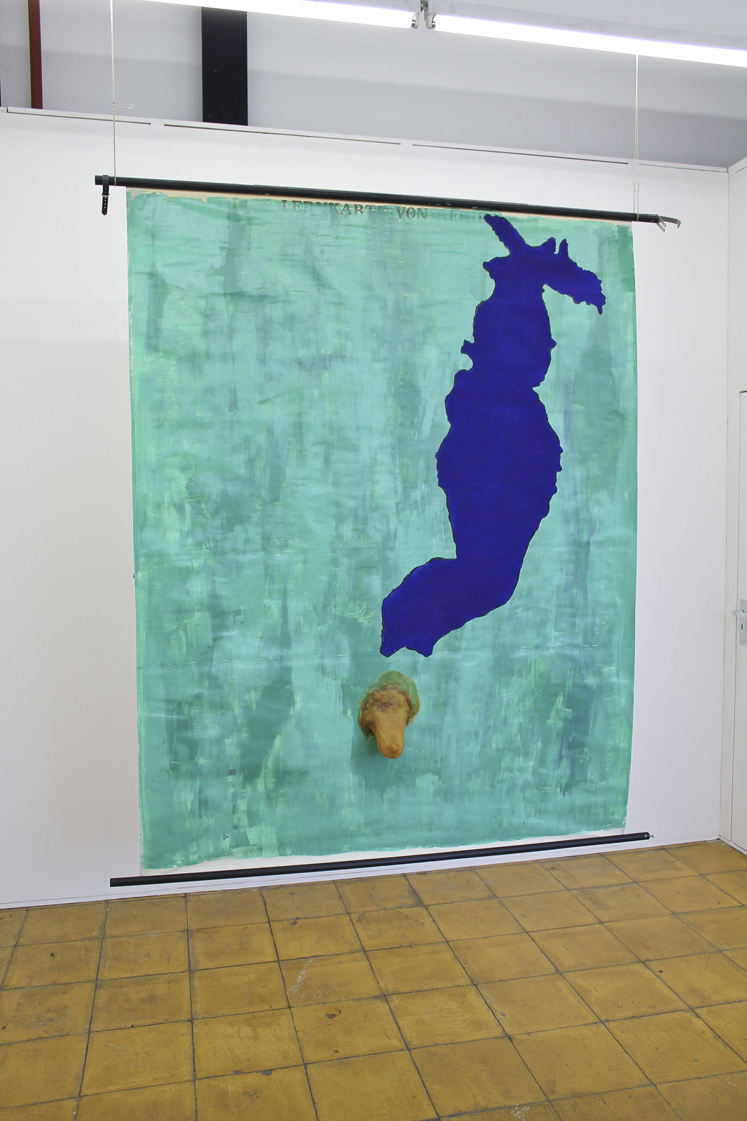 Olga Balema at Galerie Fons Welters, Amsterdam 03