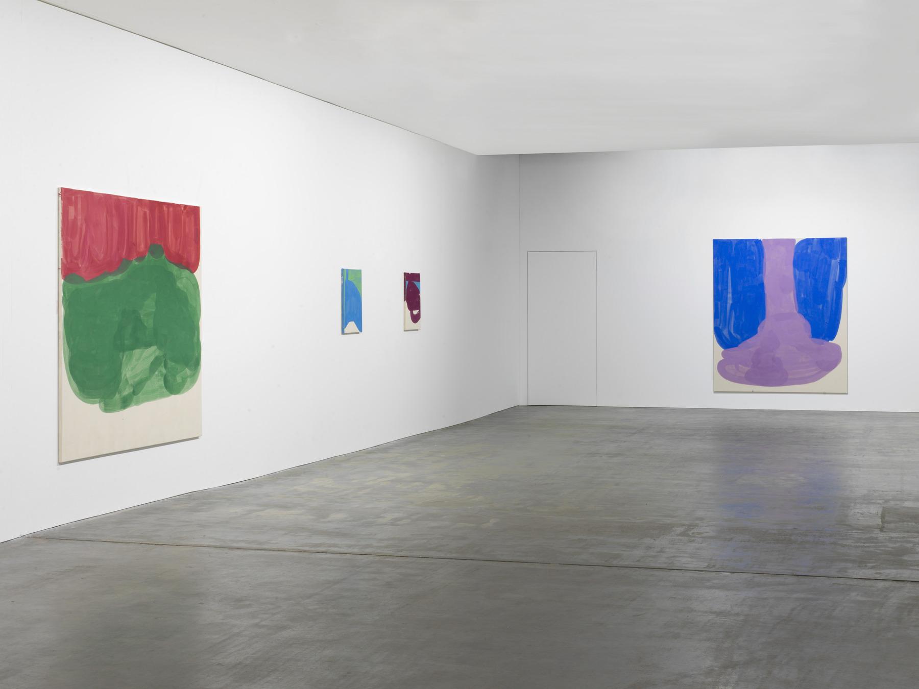 Tamina Amadyar_10,000 hours_Galerie Guido W. Baudach, Berlin_01