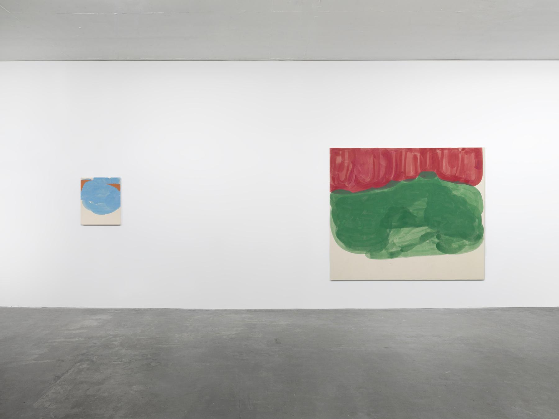 Tamina Amadyar_10,000 hours_Galerie Guido W. Baudach, Berlin_02