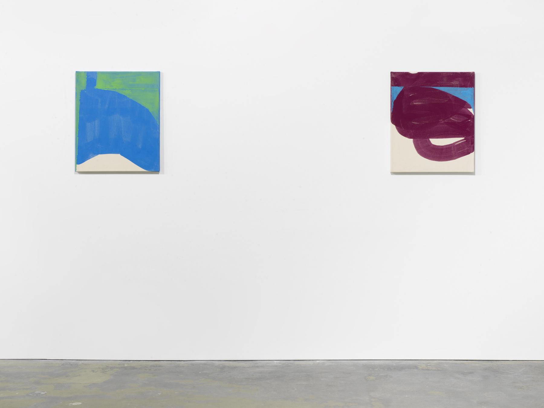 Tamina Amadyar_10,000 hours_Galerie Guido W. Baudach, Berlin_03