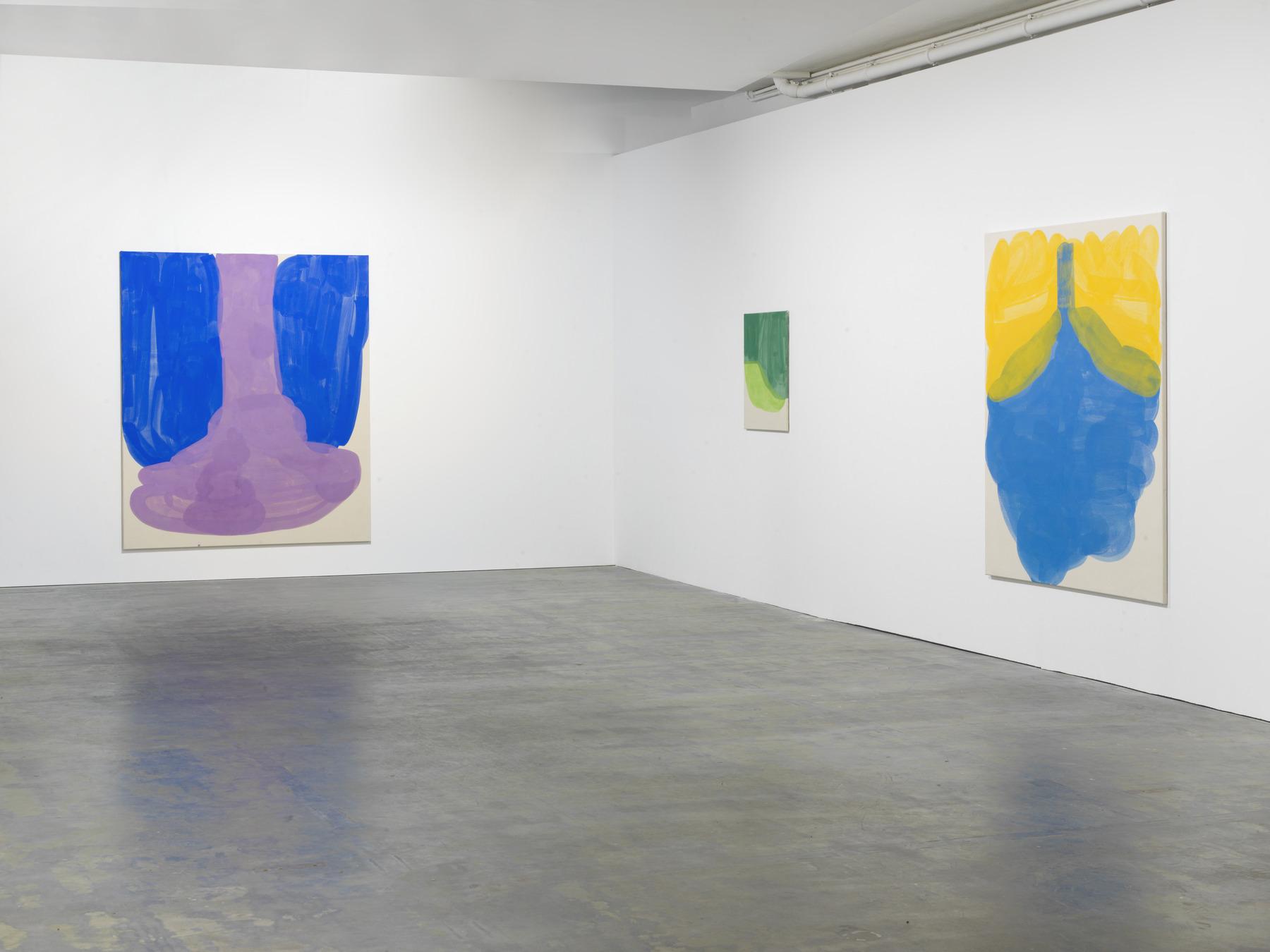 Tamina Amadyar_10,000 hours_Galerie Guido W. Baudach, Berlin_04