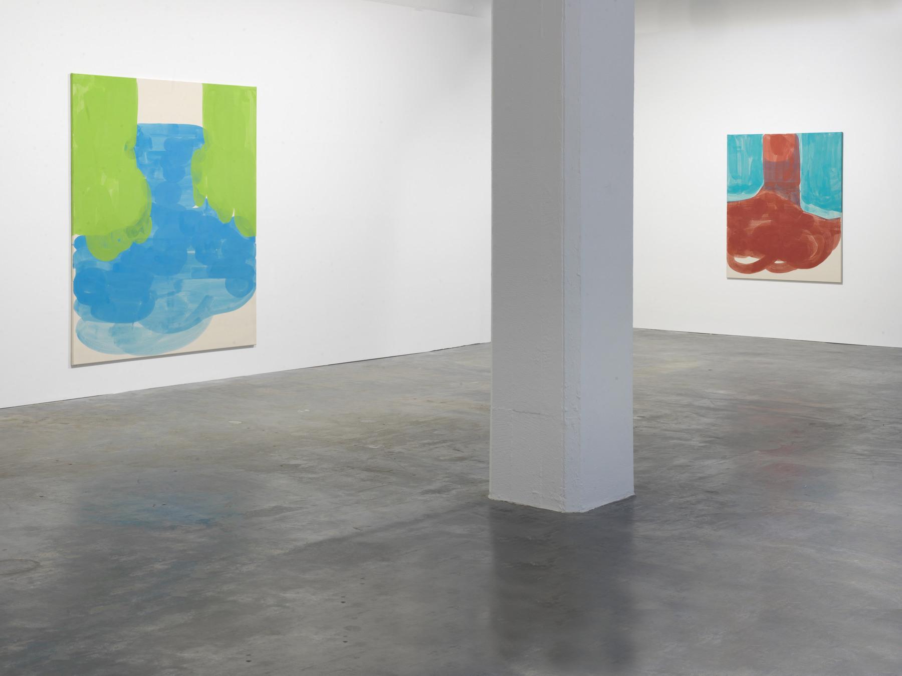 Tamina Amadyar_10,000 hours_Galerie Guido W. Baudach, Berlin_07