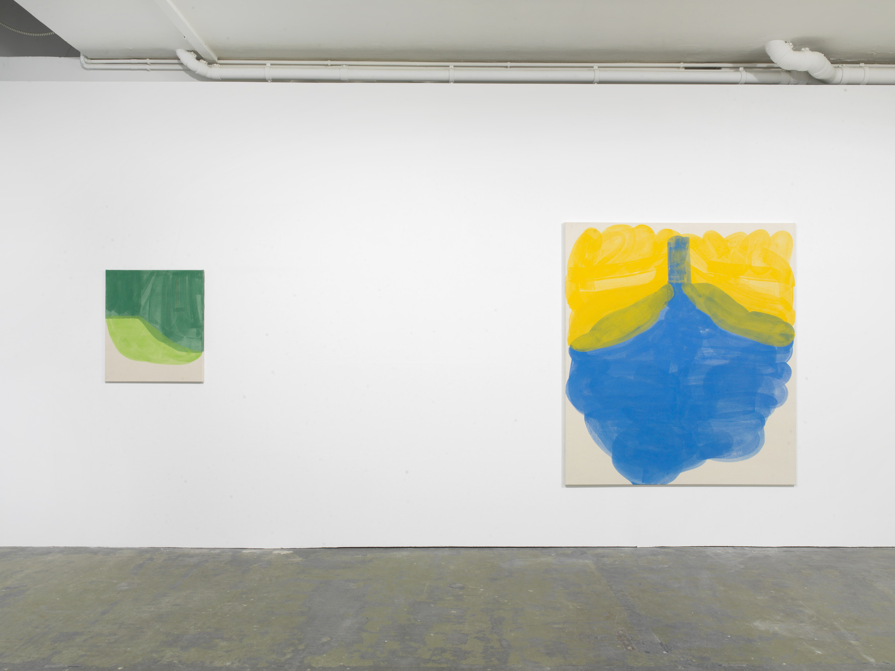 Tamina Amadyar_10,000 hours_Galerie Guido W. Baudach, Berlin_09