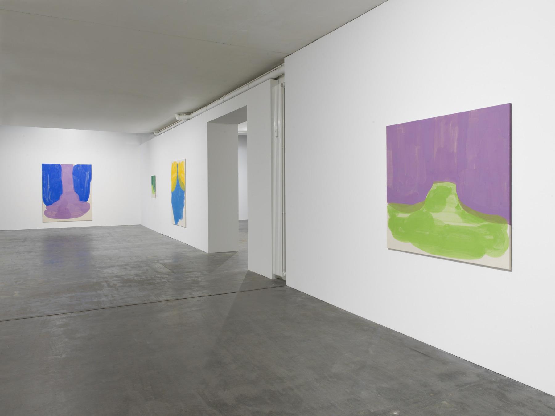 Tamina Amadyar_10,000 hours_Galerie Guido W. Baudach, Berlin_11