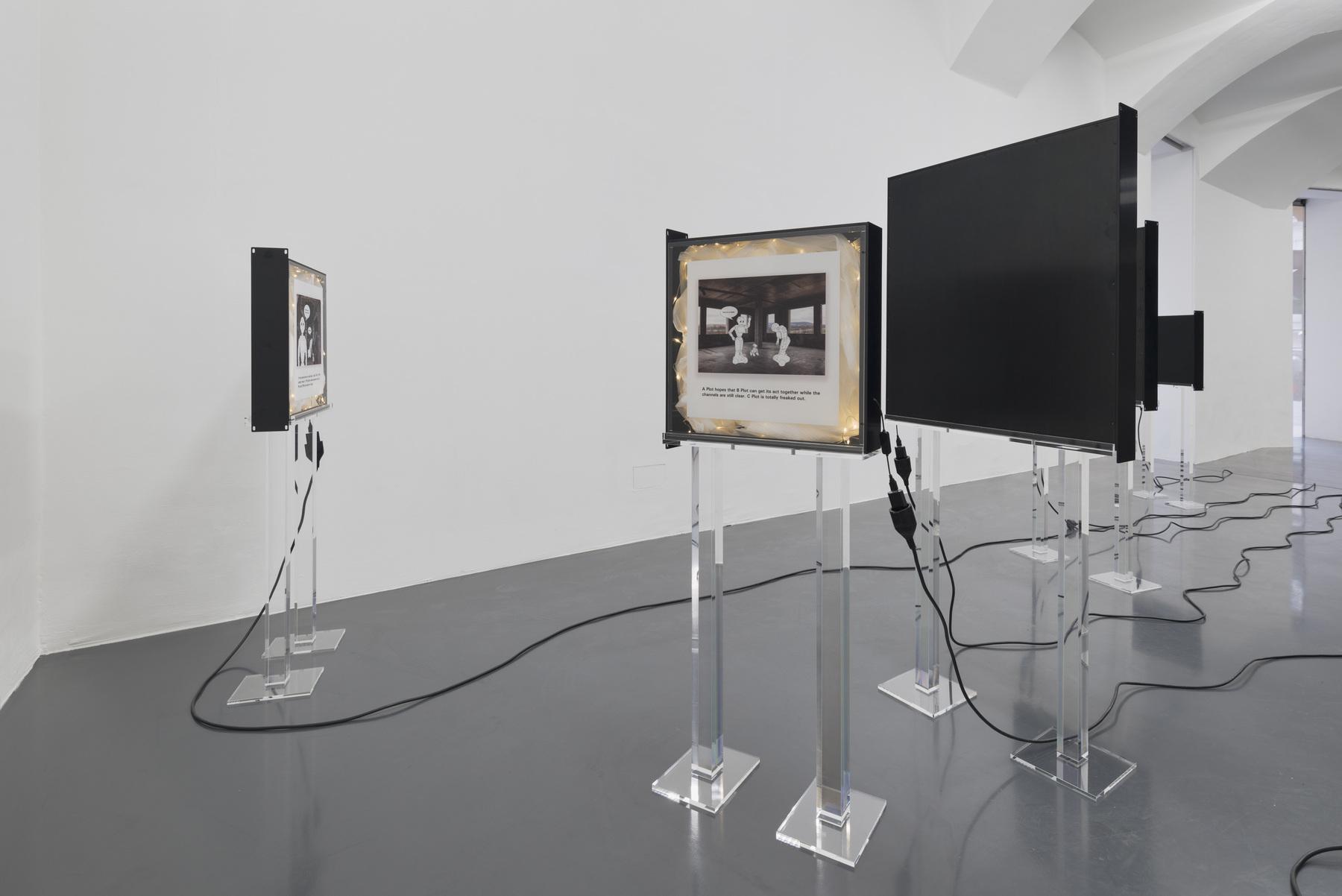 24_Cécile B. Evans_Galerie Emanuel Layr Vienna