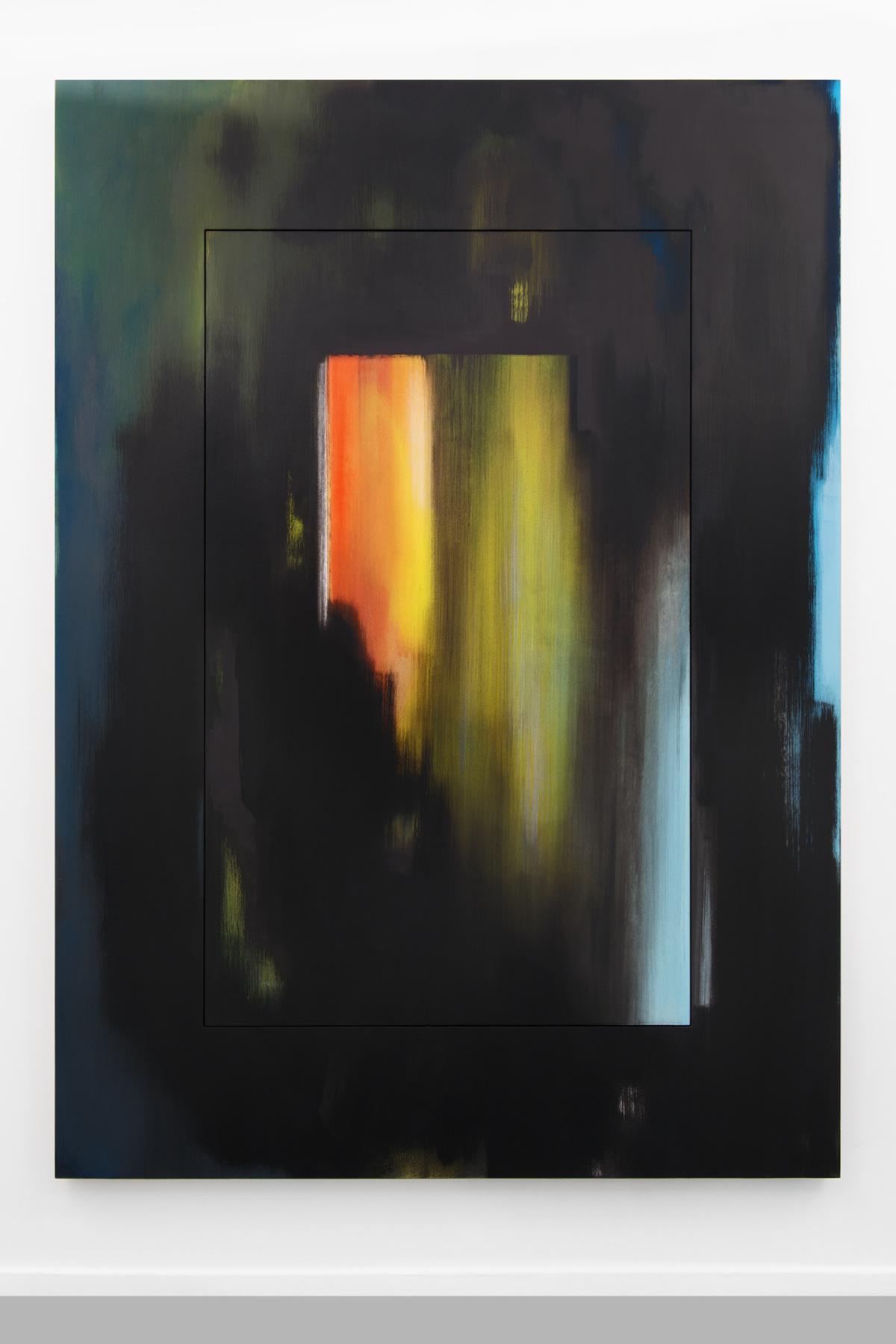 2-Esther-Tielemans-Untitled-2016-Acrylic on panel-210x150cm-image-courtesy-CINNNAMON-Rotterdam