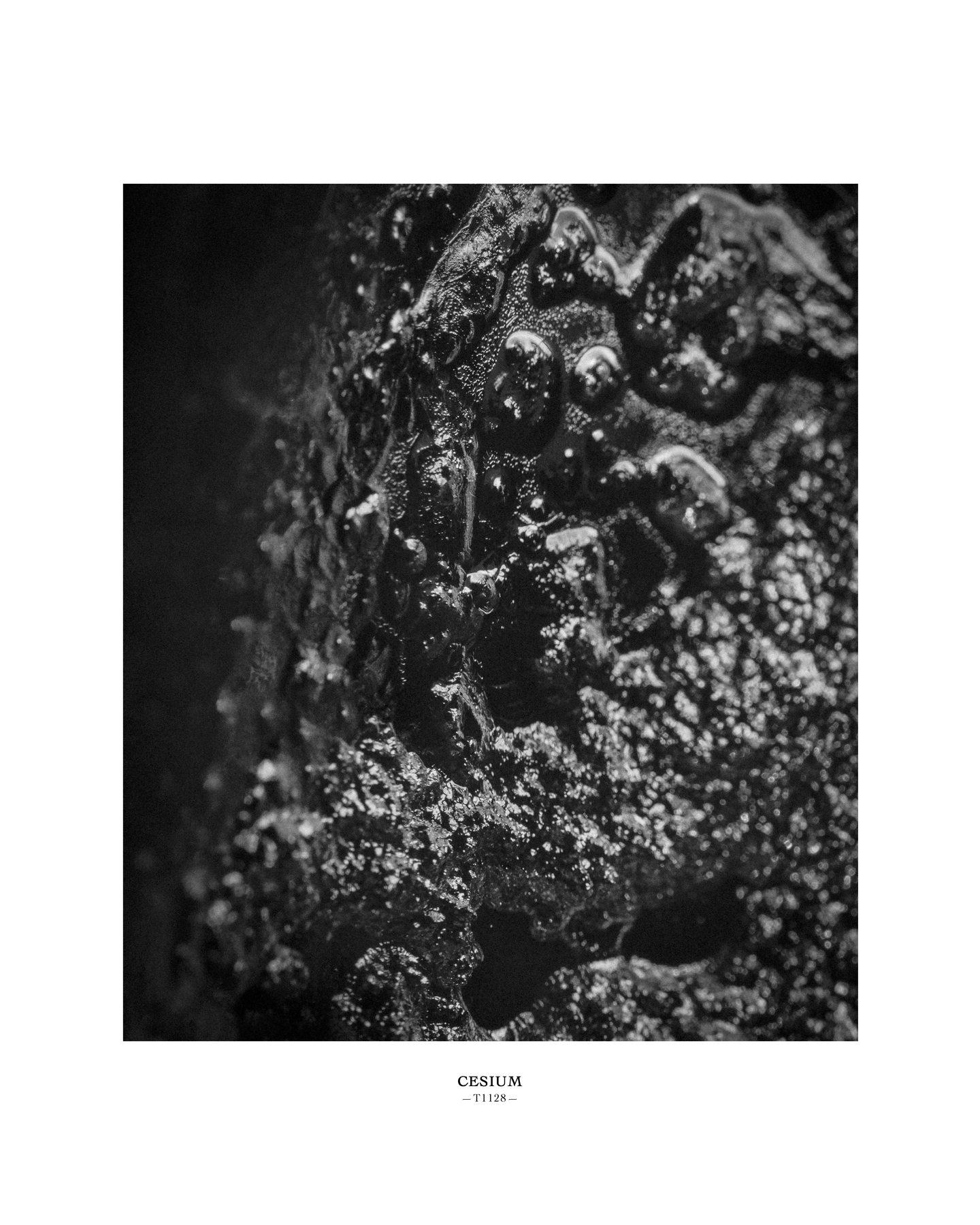 Melik Ohanian, Portrait of Duration — Cesium Series (T1128), 2015, Black and white photograph, 53 x 43 x 5cm (framed), 1_1 + 1 AP